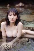 Yoshioka Riho Swimsuit Photo Gravure Bold Bikini 2015035