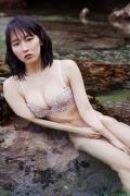 Yoshioka Riho Swimsuit Photo Gravure Bold Bikini 2015040
