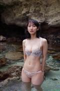 Yoshioka Riho Swimsuit Photo Gravure Bold Bikini 2015043