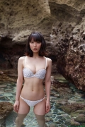 Yoshioka Riho Swimsuit Photo Gravure Bold Bikini 2015044
