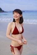 Yoshioka Riho Swimsuit Photo Gravure Bold Bikini 2015045