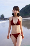 Yoshioka Riho Swimsuit Photo Gravure Bold Bikini 2015056