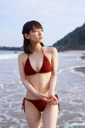 Yoshioka Riho Swimsuit Photo Gravure Bold Bikini 2015058