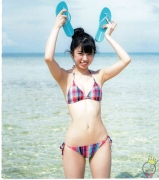 Dream Beautiful Record AKB48 Team8 First Swimsuit Lifted Momoka Onishi 2018005