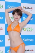 Yuu Yamamoto swimsuit bikini image Shortcut and sweeping the gravure world with a powerful body of H cup002
