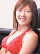 Haruka Ayase Swimsuit bikini image when she was a teenager006