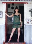 Haruka Ayase Swimsuit bikini image when she was a teenager015