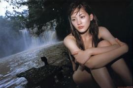 Haruka Ayase Swimsuit bikini image when she was a teenager016