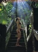 Haruka Ayase Swimsuit bikini image when she was a teenager017