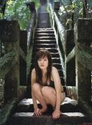 Haruka Ayase Swimsuit bikini image when she was a teenager019