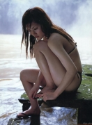 Haruka Ayase Swimsuit bikini image when she was a teenager025