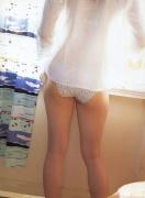 Haruka Ayase Swimsuit bikini image when she was a teenager094
