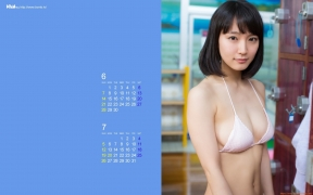 Yoshioka Rihos precious swimsuit gravure002