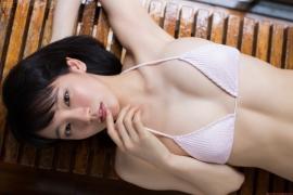 Yoshioka Rihos precious swimsuit gravure021