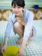 Yoshioka Rihos precious swimsuit gravure025