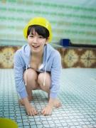 Yoshioka Rihos precious swimsuit gravure026