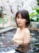 Yoshioka Rihos precious swimsuit gravure053