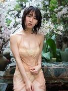 Yoshioka Rihos precious swimsuit gravure059