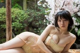Yoshioka Rihos precious swimsuit gravure068