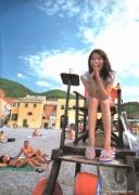 Yui Ichikawa 16 years old gravure swimsuit image004