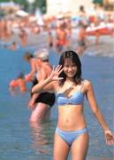 Yui Ichikawa 16 years old gravure swimsuit image020