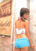 Yui Ichikawa 16 years old gravure swimsuit image086