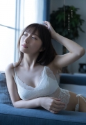 Ryoka Oshima swimsuit bikini image Only she leaves summer behind003