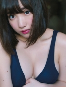 Kyouka gravure swimsuit image Idol loved by the god of breasts010