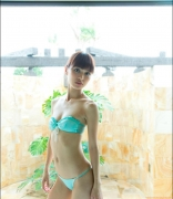 Rio Uchida gravure swimsuit image Even if it becomes a bikinishe always has dignity in parallel with clumsiness072