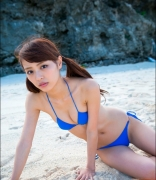Rio Uchida gravure swimsuit image Even if it becomes a bikinishe always has dignity in parallel with clumsiness130