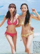Mirei Kiritani swimsuit bikini image012