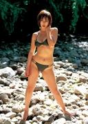 Waka Inoue swimsuit bikini image legend gravure006
