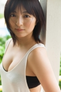 Nanami Sato Former AKB48 Team 8 Nanami Satorepresentative of Iwate Prefectureshows off her swimsuit gravure041