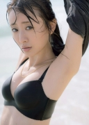Marika Matsumoto Swimsuit Bikini Image Open the bold eyes of the actress who made a big leap forward this year and shook our hearts violently004