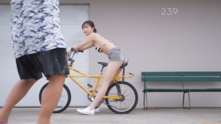 Moeka Hashimoto swimsuit bikini image too beautiful Uber sweets deliveryman 2020 g033