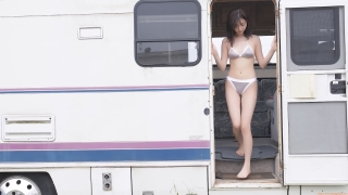Moeka Hashimoto swimsuit bikini image too beautiful Uber sweets deliveryman 2020 g059