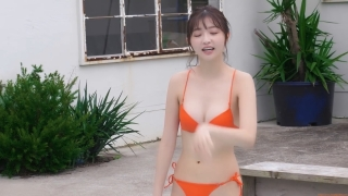 Moeka Hashimoto swimsuit bikini image too beautiful Uber sweets deliveryman 2020 g075
