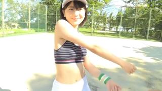 Minami Yamada tennis in swimsuit Tennis in bikini Tennis shower 2020021