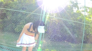 Minami Yamada tennis in swimsuit Tennis in bikini Tennis shower 2020031