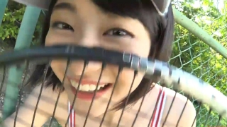Minami Yamada tennis in swimsuit Tennis in bikini Tennis shower 2020059