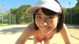 Minami Yamada tennis in swimsuit Tennis in bikini Tennis shower 2020132