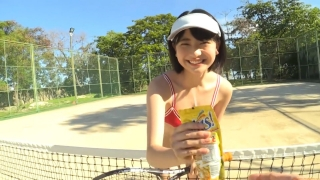 Minami Yamada tennis in swimsuit Tennis in bikini Tennis shower 2020134