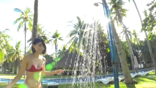 Minami Yamada tennis in swimsuit Tennis in bikini Tennis shower 2020160