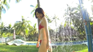 Minami Yamada tennis in swimsuit Tennis in bikini Tennis shower 2020166