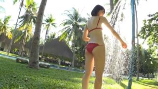 Minami Yamada tennis in swimsuit Tennis in bikini Tennis shower 2020178