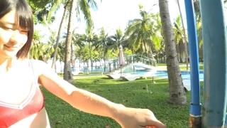 Minami Yamada tennis in swimsuit Tennis in bikini Tennis shower 2020186