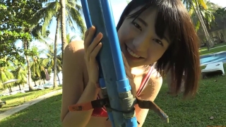 Minami Yamada tennis in swimsuit Tennis in bikini Tennis shower 2020190