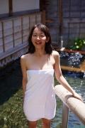 Riho Yoshioka swimsuit gravure bikini picture hot spring bathing bold and sexy 2015010