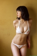 Riho Yoshioka swimsuit gravure bikini picture hot spring bathing bold and sexy 2015020