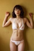 Riho Yoshioka swimsuit gravure bikini picture hot spring bathing bold and sexy 2015021